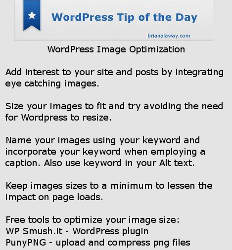 WordPress-Tip-Image-Optimization